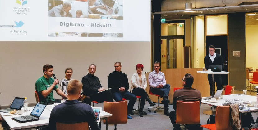 Valtakunnallinen DigiErko-Kickoff! 8.2.-9.2.
